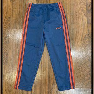 adidas Boys Athletic Track Pants Size 5, 6, 7 NEW